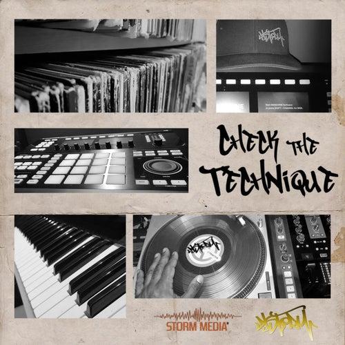 Check The Technique von DJ Storm