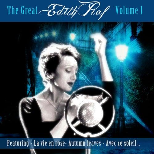 The Great Edith Piaf Vol1 de Edith Piaf