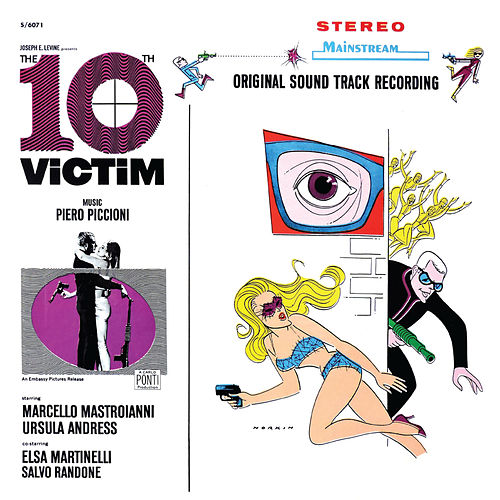 The 10th Victim/That Man Istanbul by Piero Piccioni
