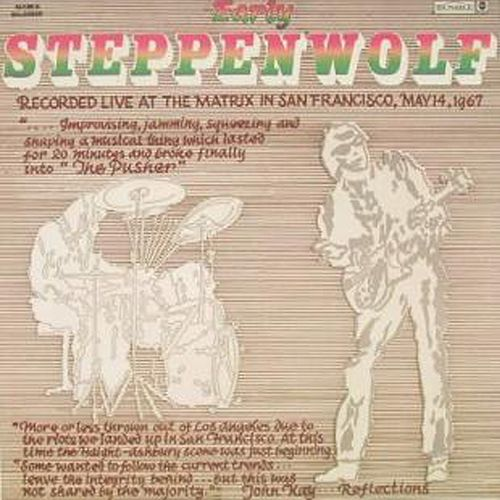 Early Steppenwolf de Steppenwolf