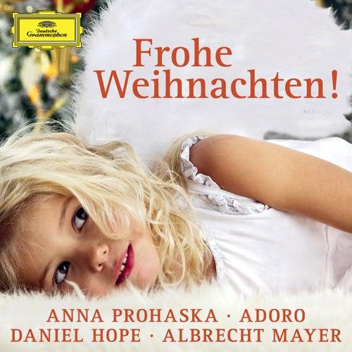 Frohe Weihnachten! by Anna Prohaska