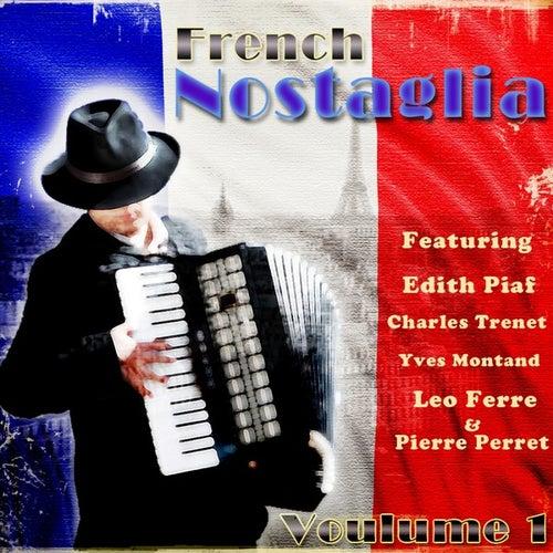 French Nostaglia Vol 1 von Various Artists