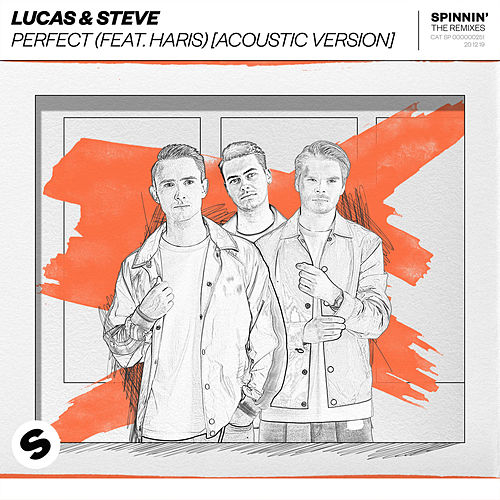 Perfect (feat. Haris) (Acoustic Version) van Lucas & Steve