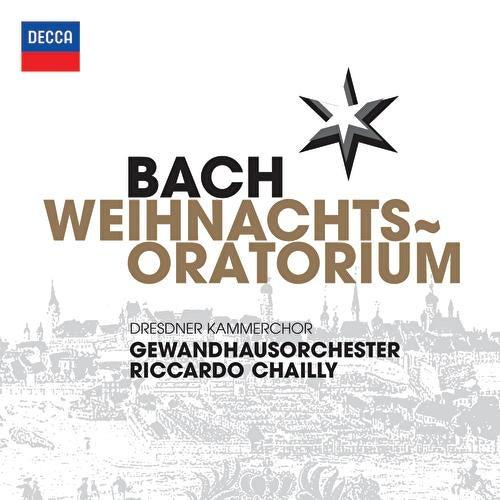 Bach, J.S.: Weihnachts Oratorium di Dresdner Kammerchor