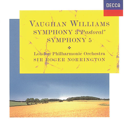 Vaughan Williams: Symphonies Nos.3 & 5 von London Philharmonic Orchestra