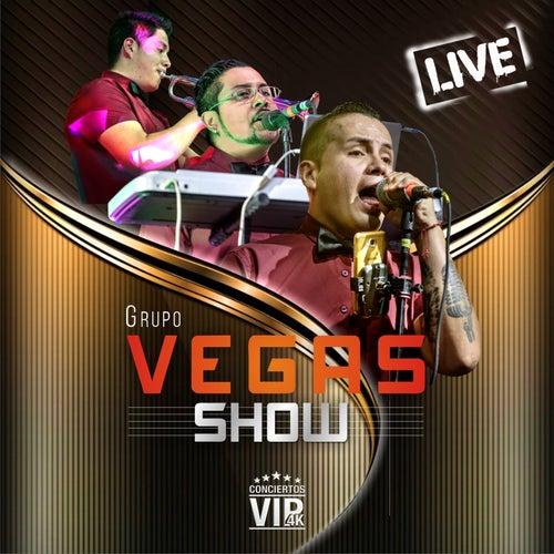 Conciertos Vip 4K: Grupo Vegas Show (Live) de Grupo Vegas Show