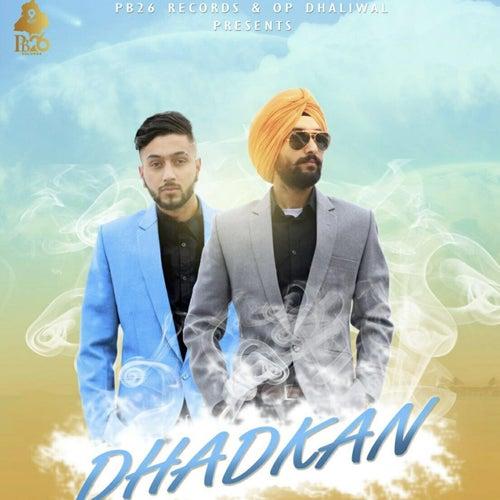 Dhadkan (feat. Prabh Aujla) fra Amantej Hundal