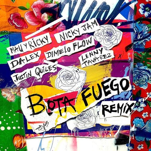 BOTA FUEGO (Remix) by Mau y Ricky