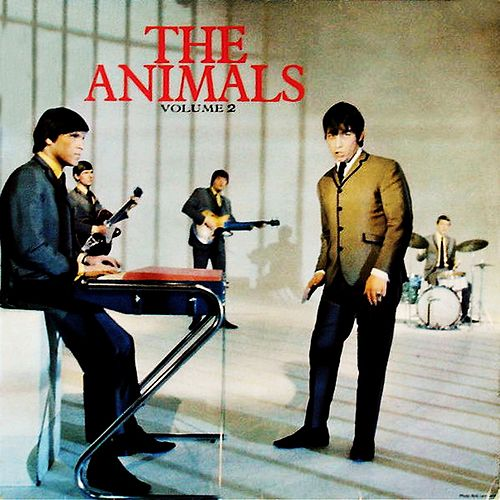 The Animals Volume 2 von The Animals