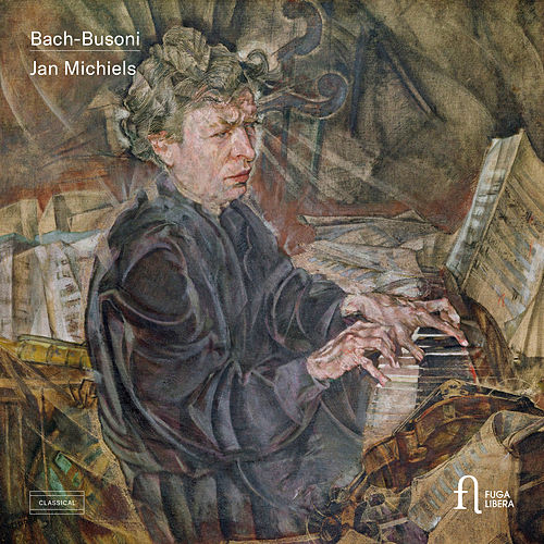 Bach-Busoni de Jan Michiels