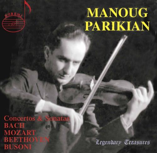 Manoug Parikian, Vol. 1: Concertos & Sonatas von Manoug Parikian