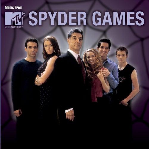 Music From MTV Spyder Games von Various Artists