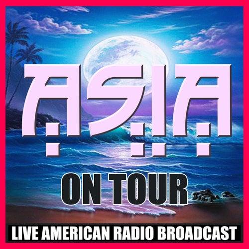 Asia On Tour (Live) de Asia
