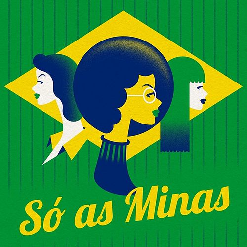 Só as Minas de Various Artists