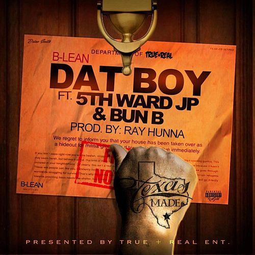 Dat Boy Remix (Clean) by Blean