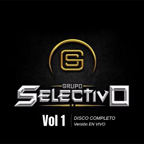 Disco En Vivo Vol. 1 by Grupo Selectivo