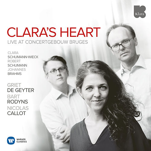Clara's Heart (Live From Concertgebouw Bruges) by Nicolas Callot