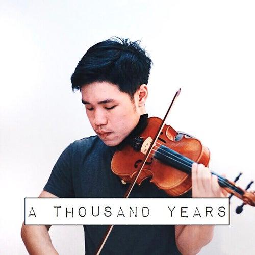 A Thousand Years (Violin Instrumental) by Alan Ng