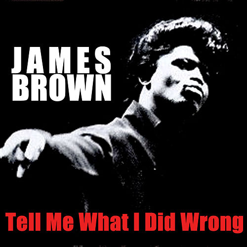 Tell Me What I Did Wrong von James Brown