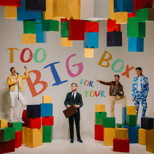 Too Big for Your Box by David Corbell
