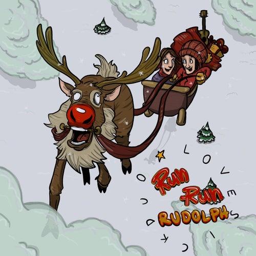 Run Run Rudolph by Lovesick Duo
