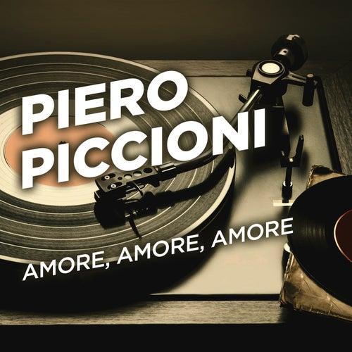 Amore, amore, amore by Piero Piccioni