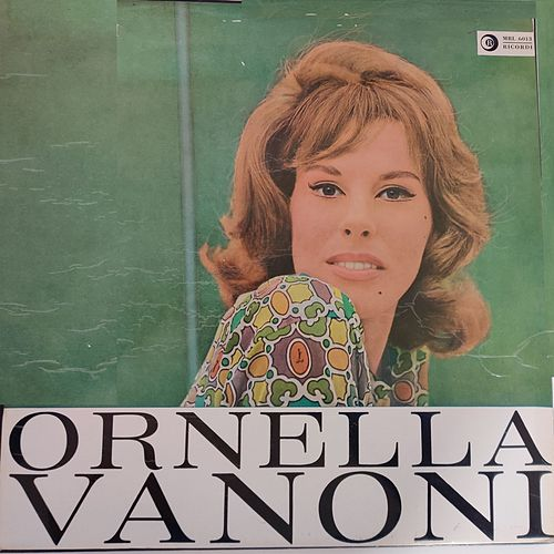 Ornella Vanoni 1962 von Ornellla Vanoni