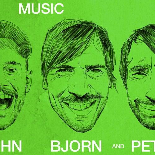 Music von Peter Bjorn and John