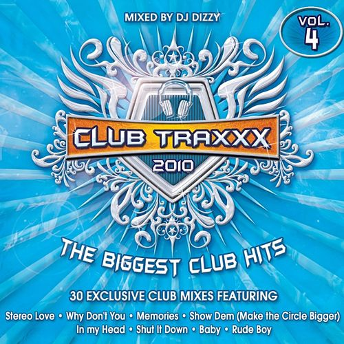Club Traxxx, Vol. 4 de DJ Dizzy