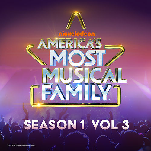 America's Most Musical Family Season 1 Vol. 3 by Various Artists