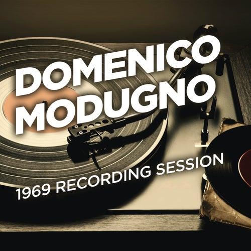 1969 Recording Session di Domenico Modugno