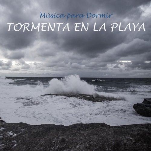 Música para Dormir: Tormenta en la Playa von Lluvia para Dormir