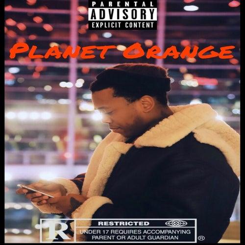 Planet Orange by 3amParadise