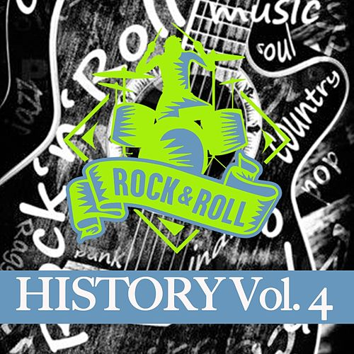 Rock & Roll History, Vol. 4 de Various Artists