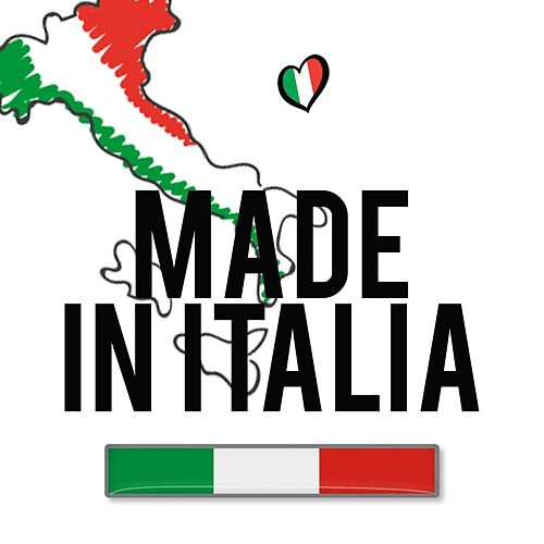 Made in Italia (La musica italiana amata e cantata) de Various Artists