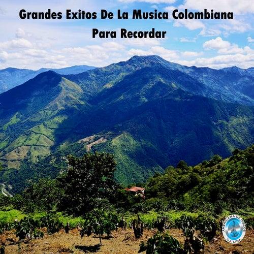Grandes Éxitos de la Música Colombiana de German Garcia