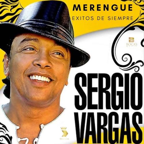 Merengue, Éxitos de Siempre de Sergio Vargas