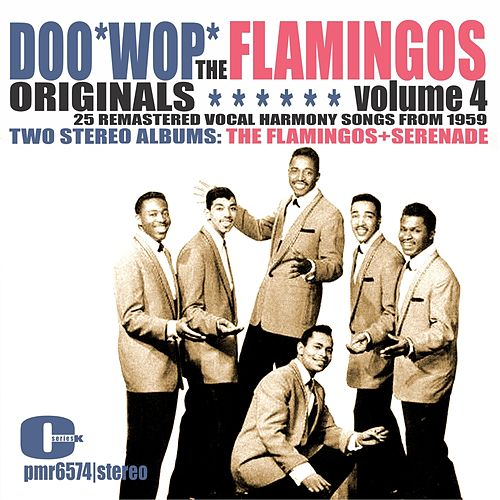 The Flamingos - Doowop Originals, Volume 4 de The Flamingos