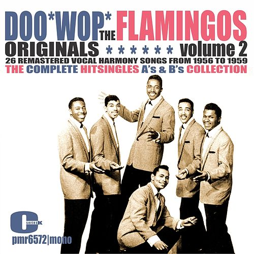 The Flamingos - Doowop Originals, Volume 2 (Singles) de The Flamingos