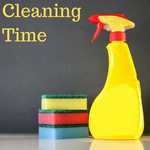 Cleaning Time by Various Artists