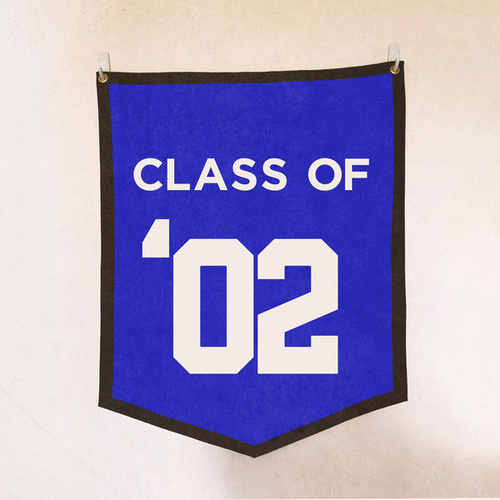 Class Of '02 by Various Artists