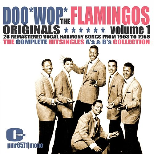 The Flamingos - Doowop Originals, Volume 1 (Singles) de The Flamingos
