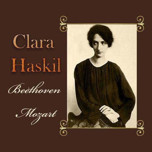 Clara Haskil - Beethoven, Mozart de Clara Haskil