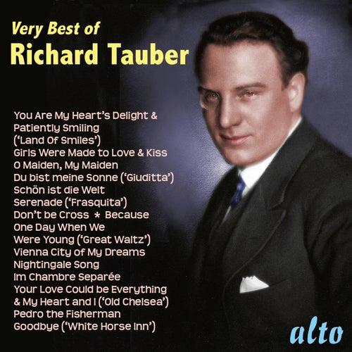 Very Best of Richard Tauber by Richard Tauber