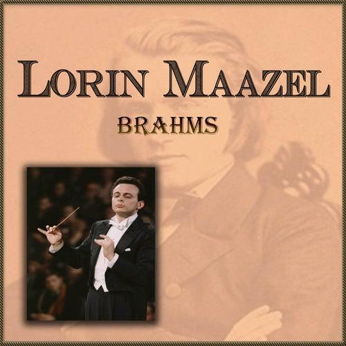Lorin Maazel - Brahms von Berliner Philharmoniker