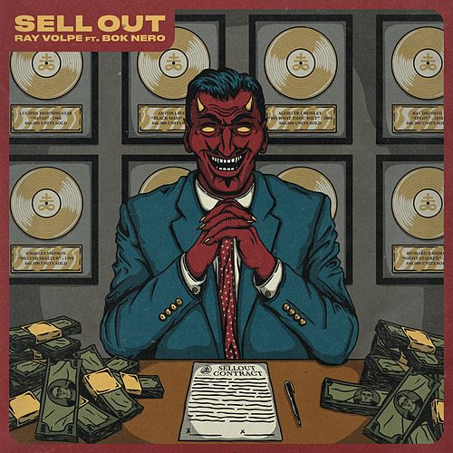 Sell Out de Ray Volpe