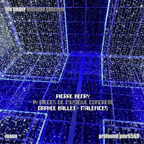 Orphée Ballet & Maléfices von Pierre Henry