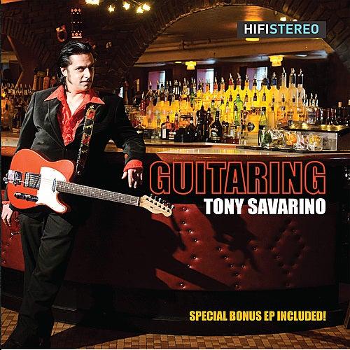 Guitaring de Tony Savarino