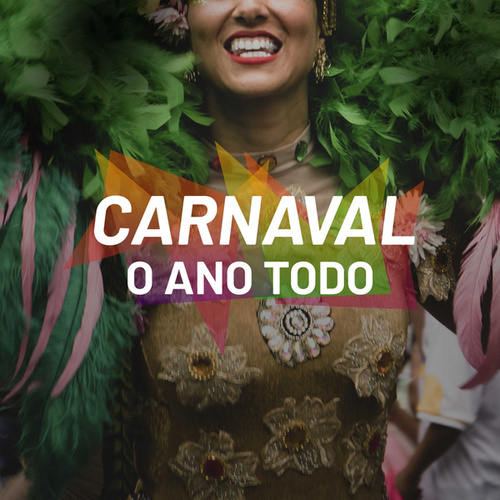 Carnaval O Ano Todo by Various Artists