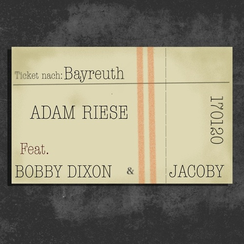 Ticket nach: Bayreuth by adam